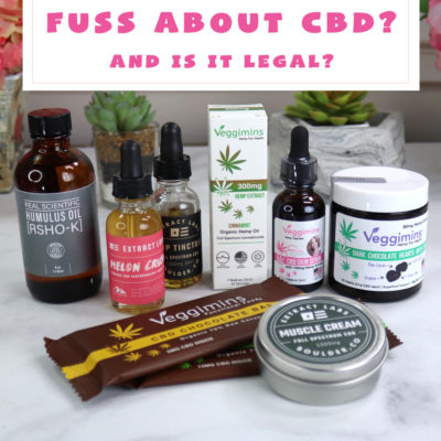 What are the Health Benefits of CBD and is it Legal?