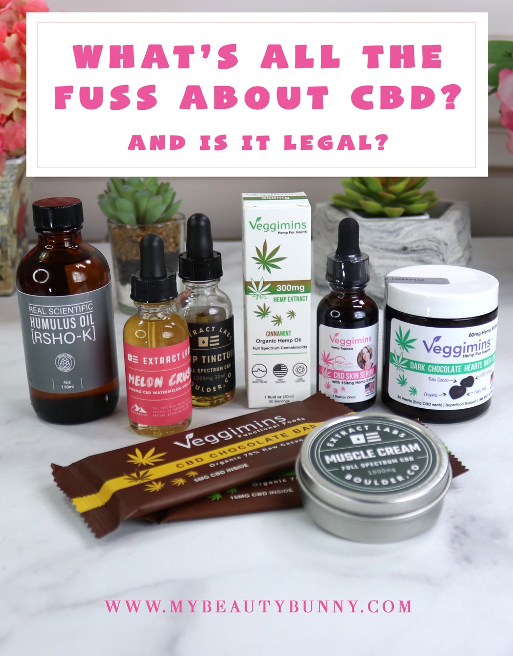 What is CBD used for and is it legal?