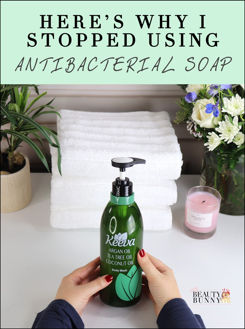 Here S Why I Quit Using Antibacterial Soap My Beauty Bunny