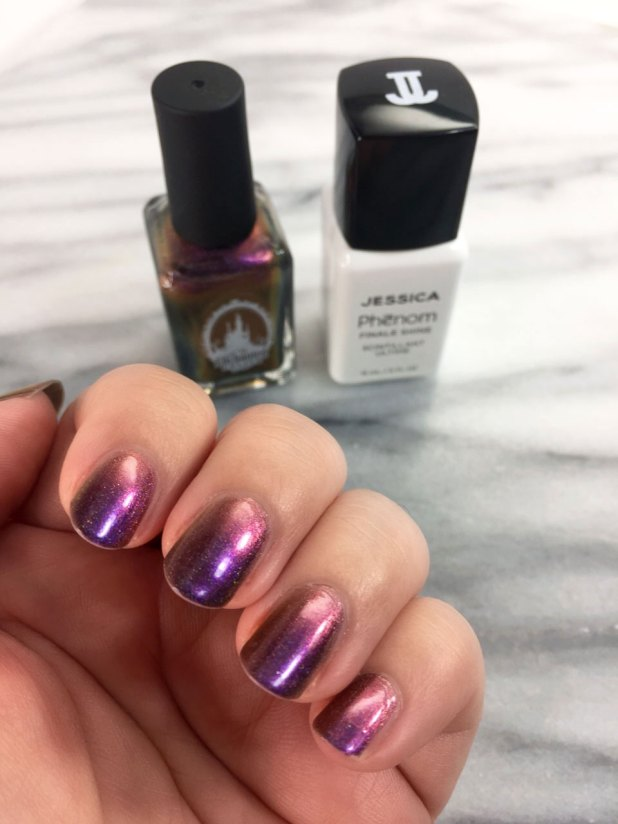 Yesterday by Enchanted Polish