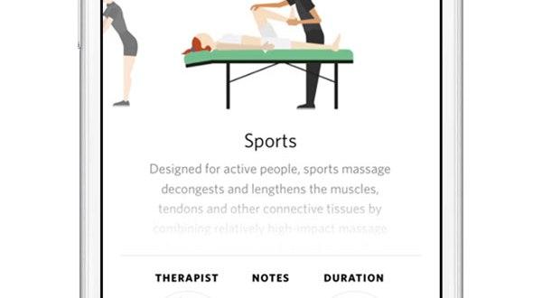 Zeel Massage On Demand App