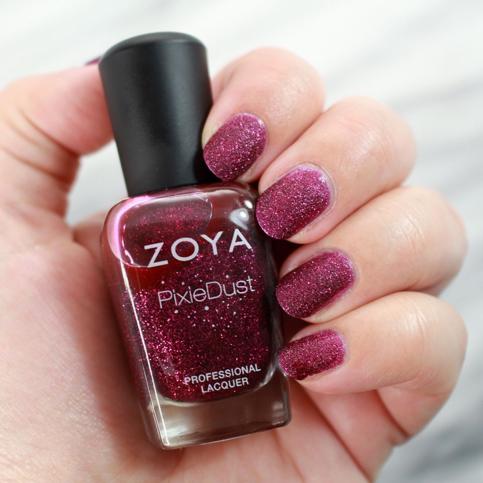 Zoya Pixie Dust Lorna Swatch