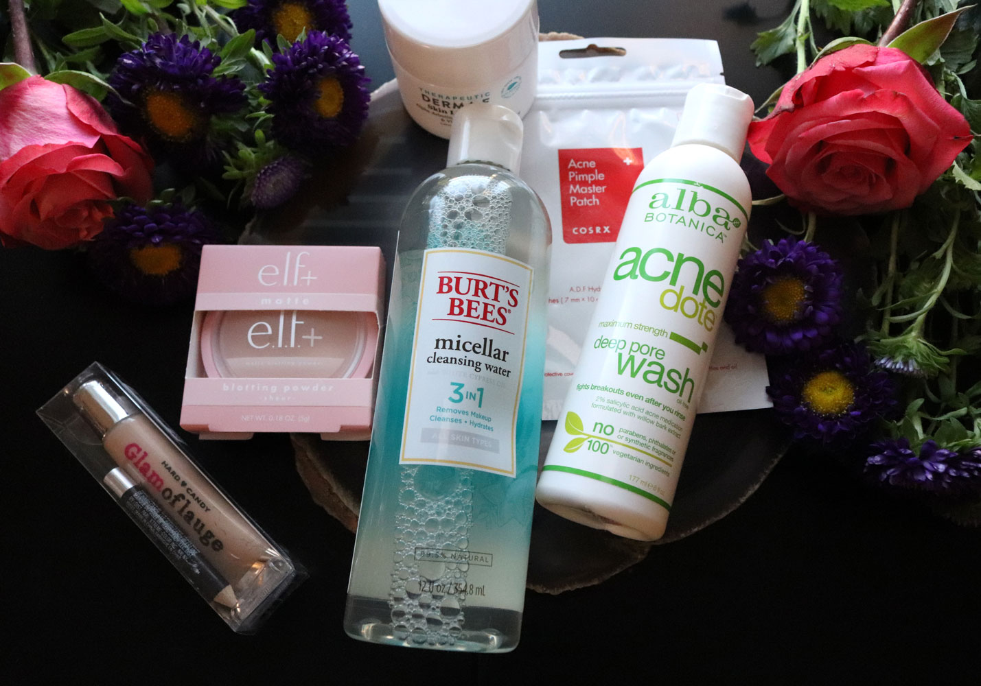 Cruelty free acne skincare products at Walmart