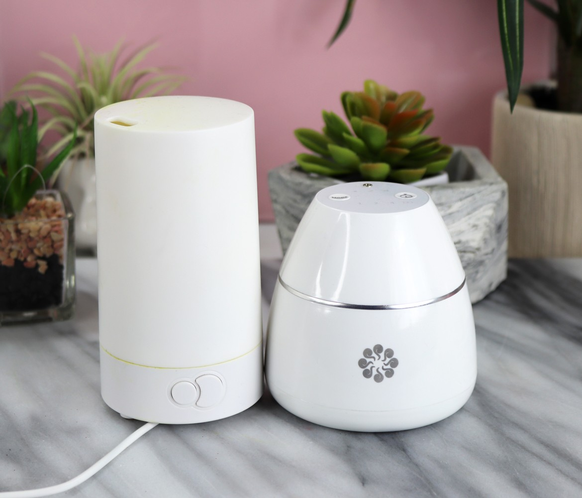 Which is the best essential oil diffuser by LA cruelty free beauty blogger My Beauty Bunny