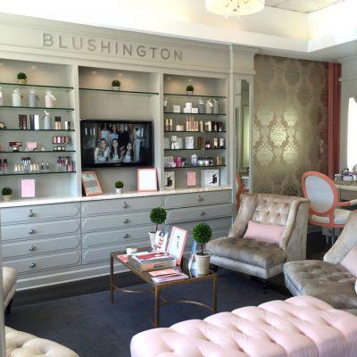 Blushington x Vita Liberata Pop Up Shop