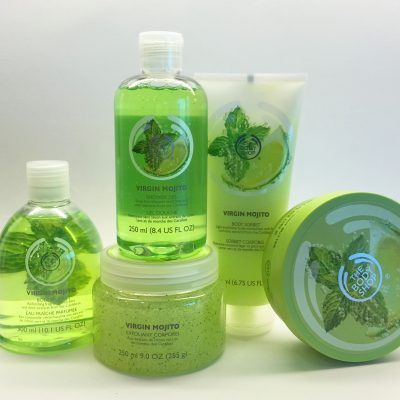 Limited Edition: The Body Shop Virgin Mojito Set