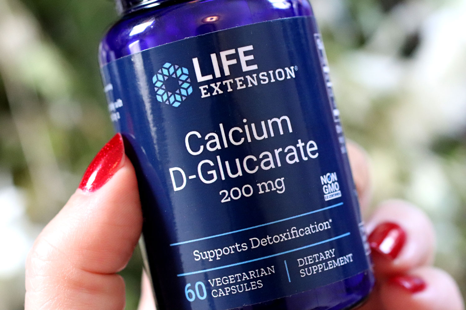 calcium d glucarate detox support from Life Extension