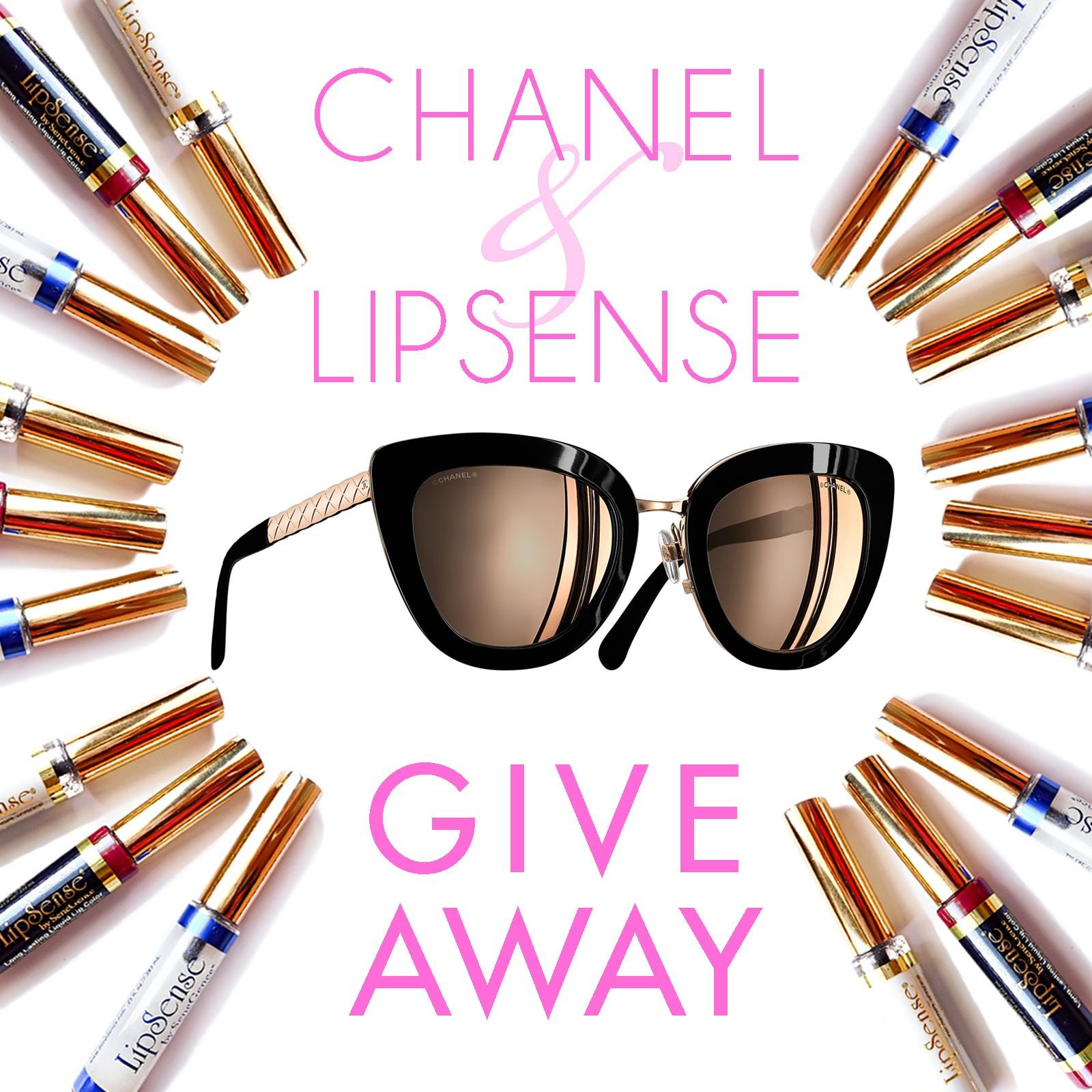 Chanel and Bombshell Cosmetics Giveaway