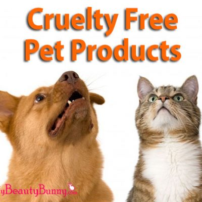 Cruelty Free Pet Products on eBay