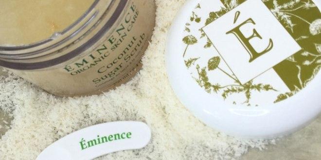 eminence-sugar scrub review by my beauty bunny