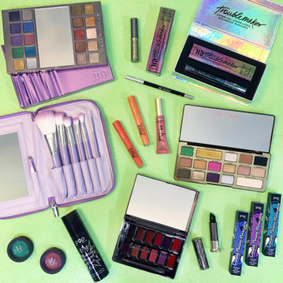 Huge Cruelty Free Makeup Giveaway!