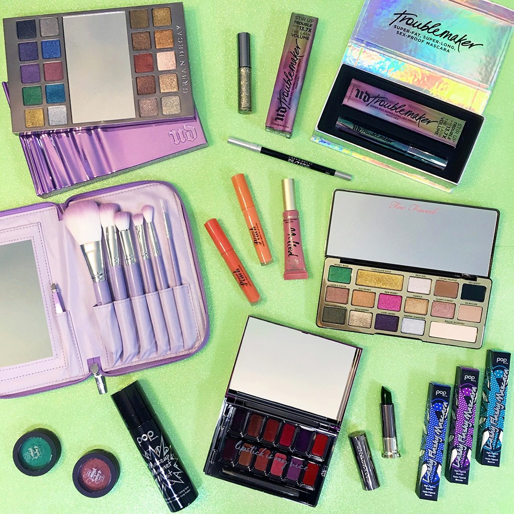 Huge cruelty free makeup giveaway by popular LA cruelty free beauty blogger My Beauty Bunny