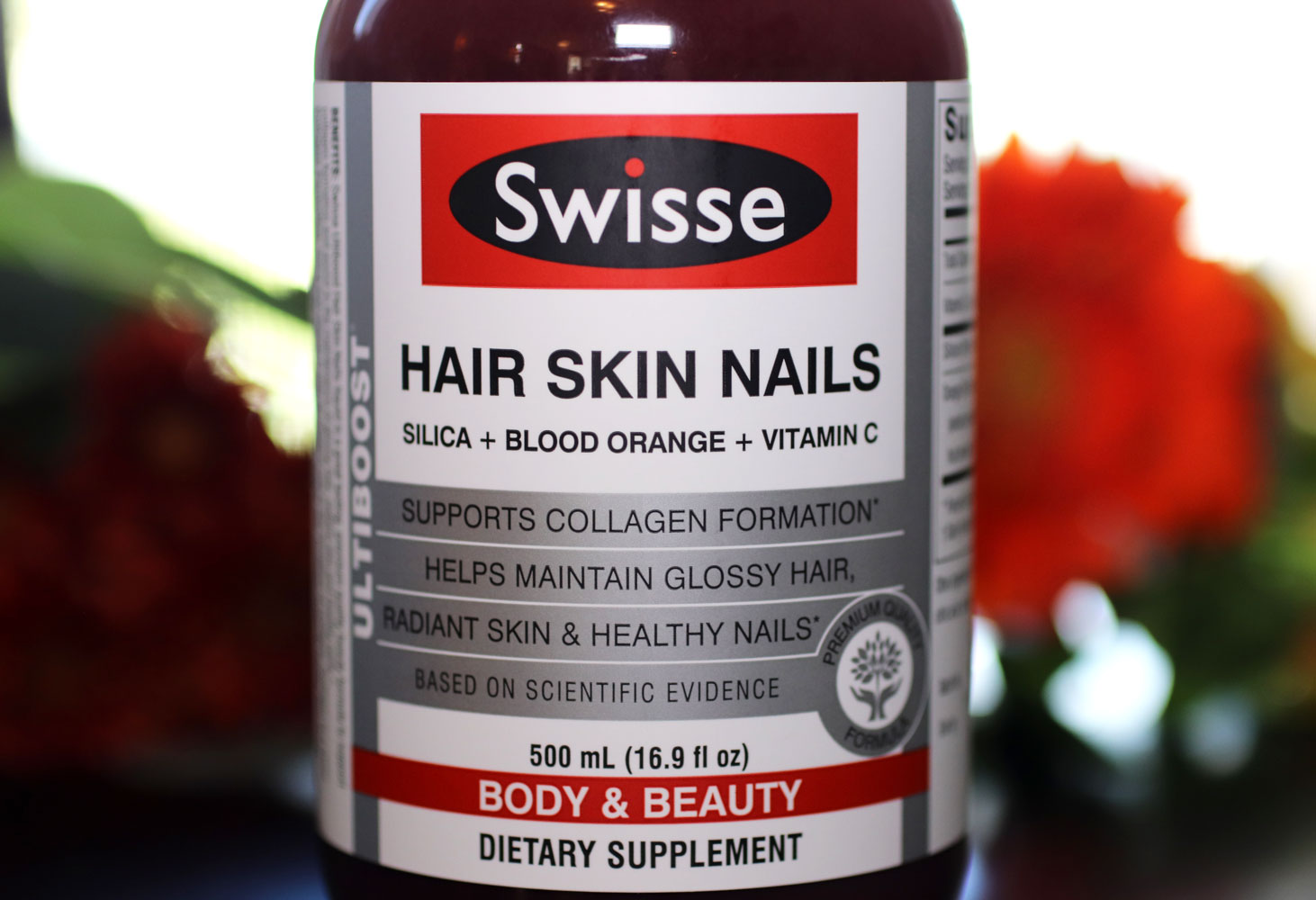 iHerb Review - Hair Skin Nails beauty supplement by Swisse