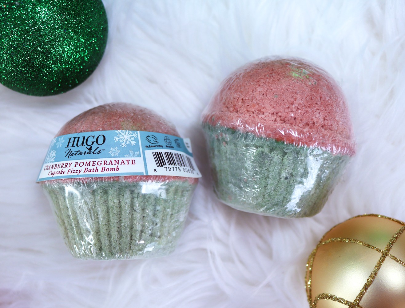iHerb Holiday Gift Guide - Hugo Naturals Bath Bombs