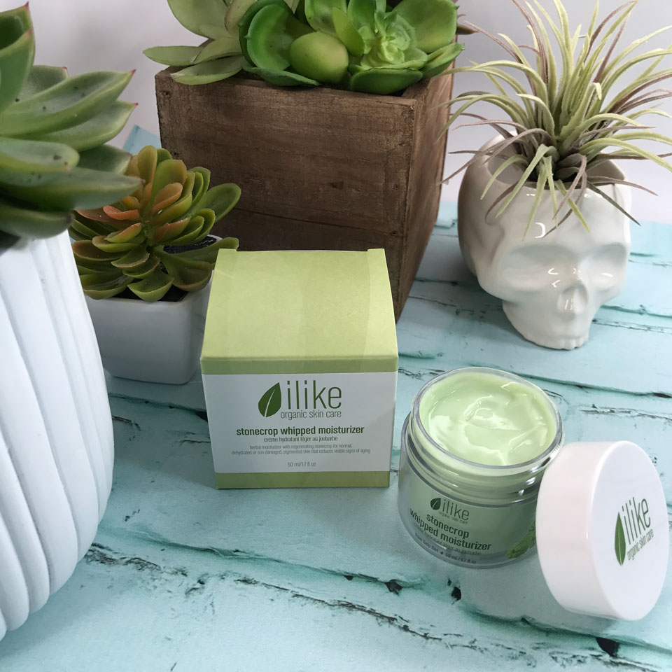 ilike Stonecrop and Yarrow Moisturizer
