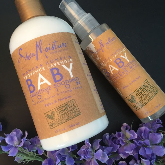 sheamoisture lavender baby review by my beauty bunny