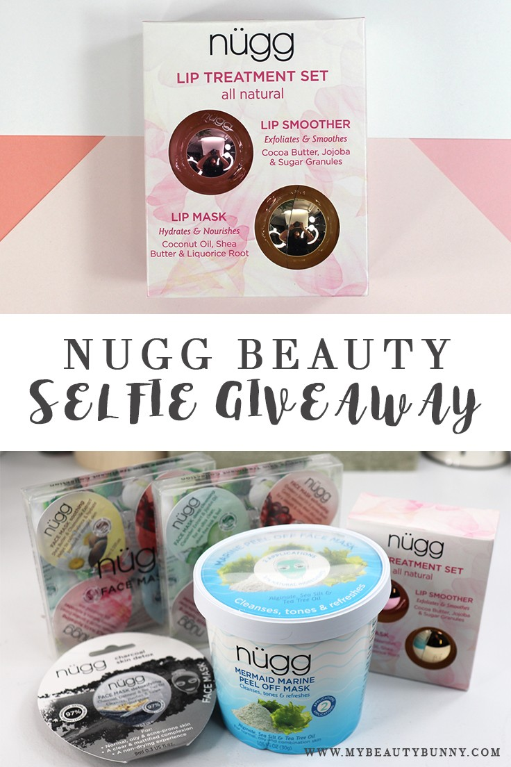 nugg beauty selfie giveaway