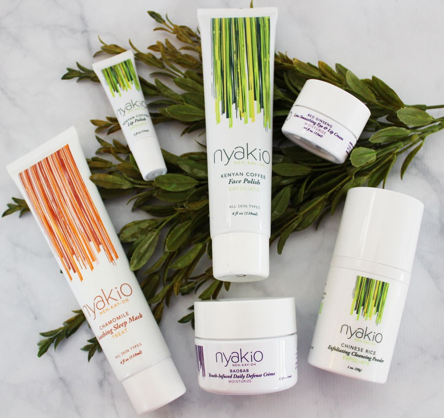 nyakio skincare review by my beauty bunny