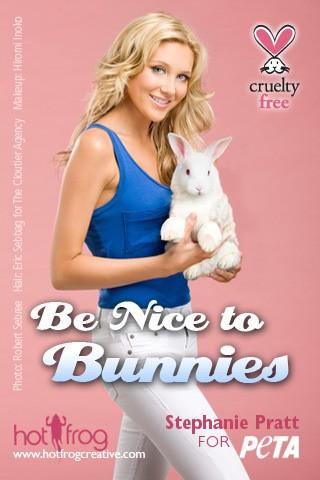 Be Nice to Bunnies PETA app