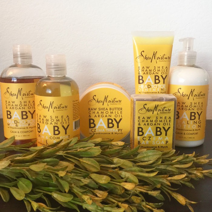 sheamoisture baby review by my beauty bunny