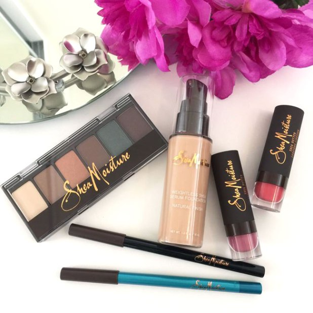 SheaMoisture Cosmetics Review
