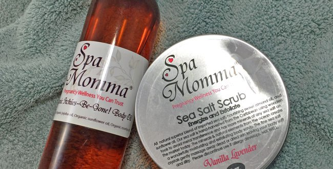 spa-mamma pregnancy wellness brand review by my beauty bunny