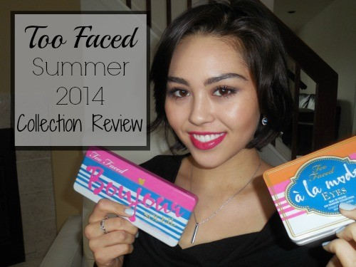 Too Faced Review Roxy Howe