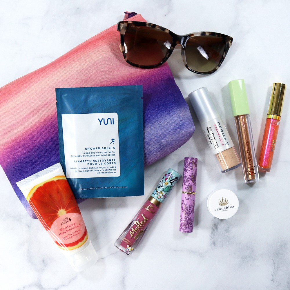 Whats in my bag - by cruelty free Los Angeles beauty blogger My Beauty Bunny