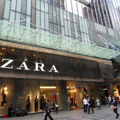 No More Angora at Zara