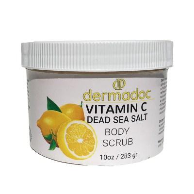 best body scrub aloe vera and vitamin c for all skin