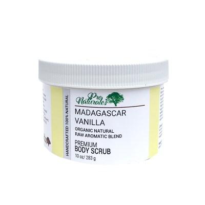 best usa whitening body scrub Madagascar Vanilla