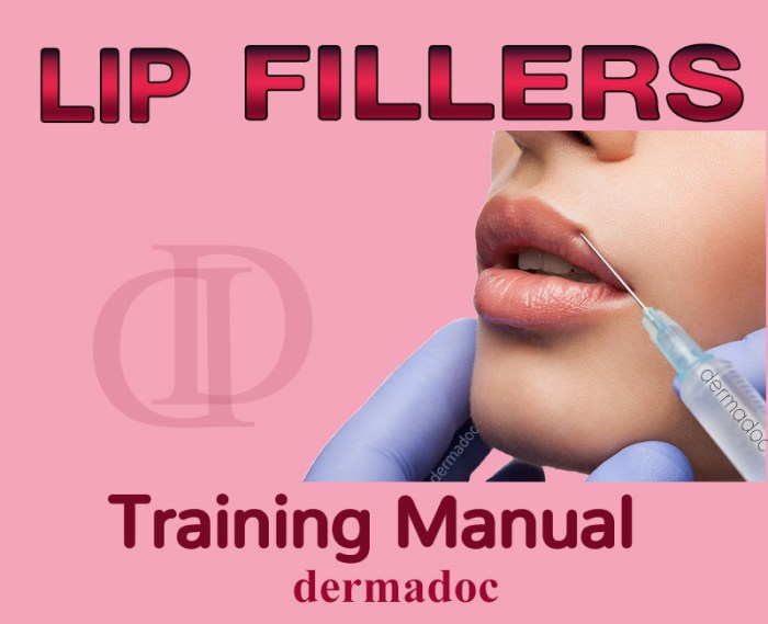 best beauty e-book,lip fillers training manual