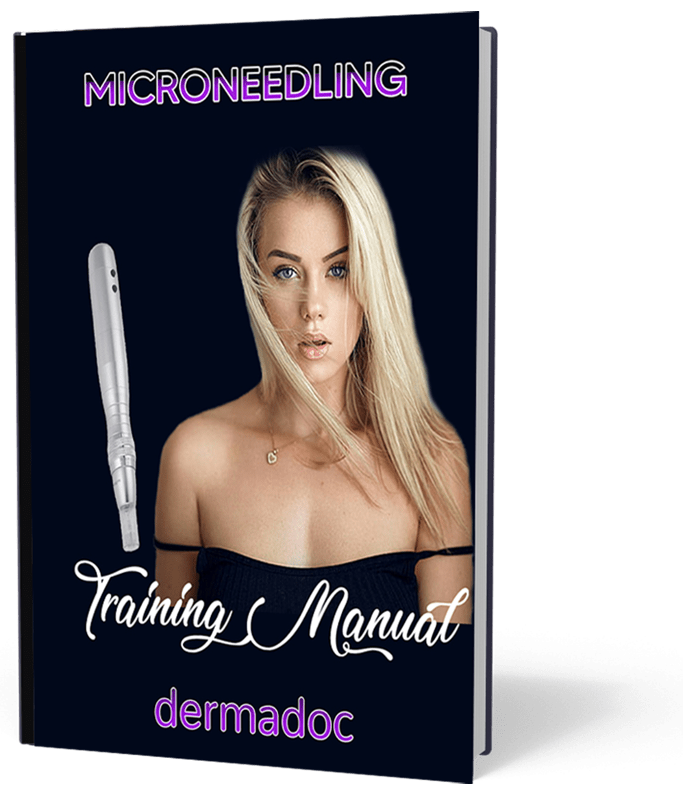 best e book Microneedling training manual course usa and canada