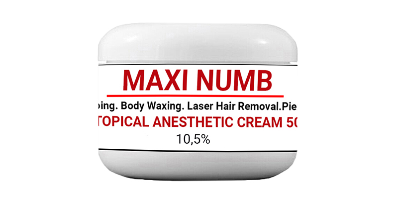 High Quality Anesthetic Cream for tattoo and cosmetic treatment USA sale