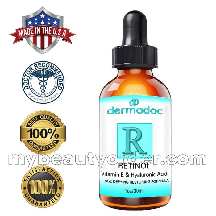 Best Hyaluronic acid and retinol