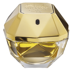 Parfum du jour : Lady Million Paco Rabanne