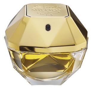 Parfum du jour : Lady Million Paco Rabanne