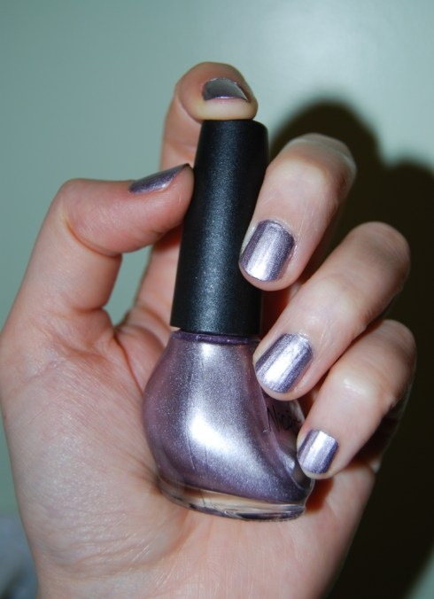 Nicole by OPI Light a candle