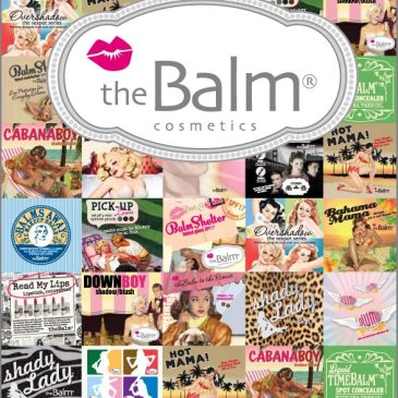 The Balm ou la panoplie des pin ups