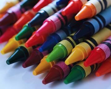 Le défi du lundi : j'veux d'la couleur!