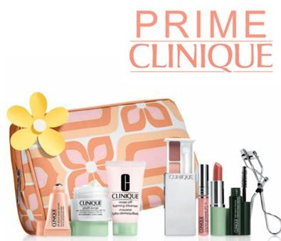 Prime Clinique Holt Renfrew!