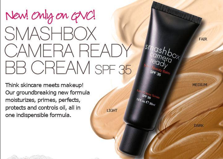 NEW : SMASHBOX lance sa BB cream!
