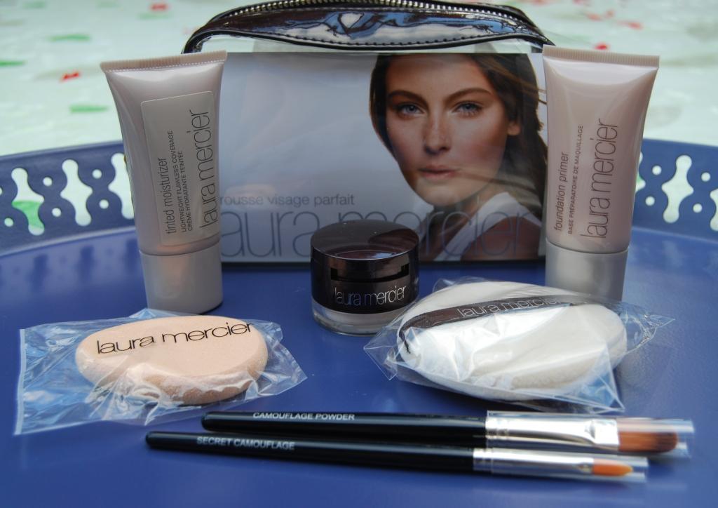 Laura Mercier Flawless Kit : détails 1/2