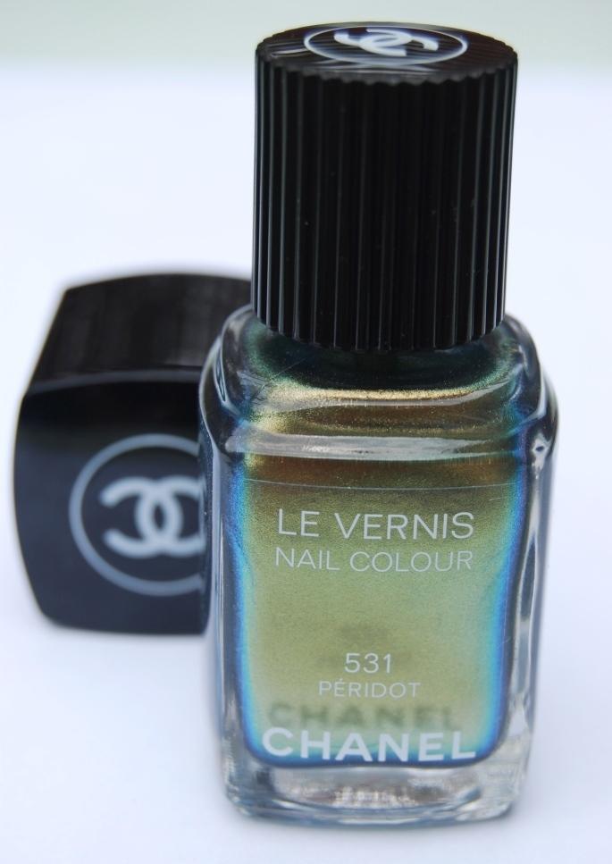 Chanel Vernis 531 Péridot