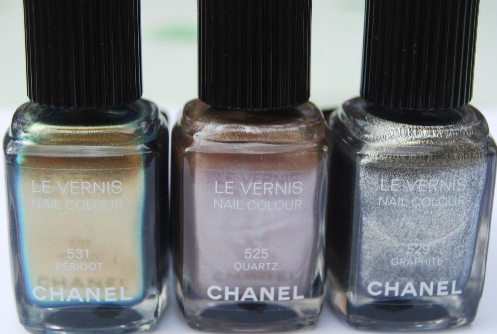 Vernis Chanel, lequel choisir?