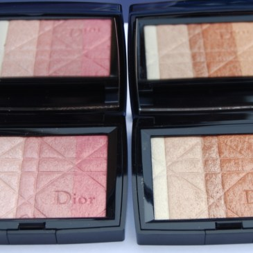 Dior poudres lumière Shimmer