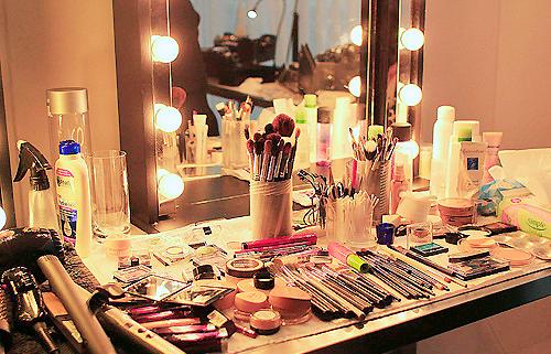 Le défi du lundi : mon rangement makeup