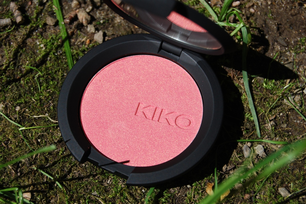 KIKO : soft touch blush 103 – Golden Peach