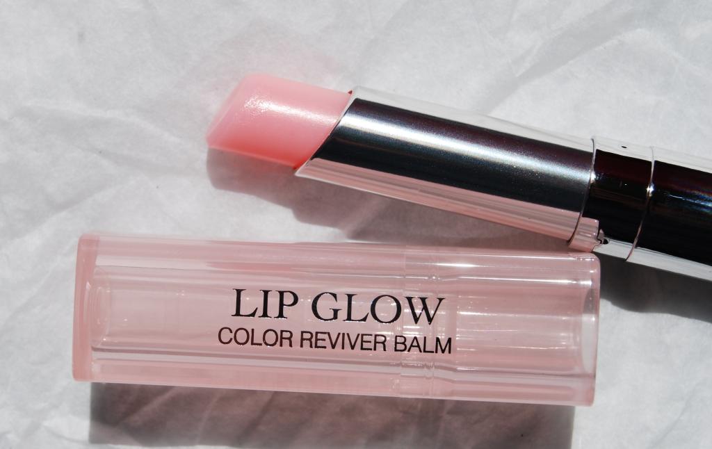 Mon chic baume à lèvres : Dior Lip Glow