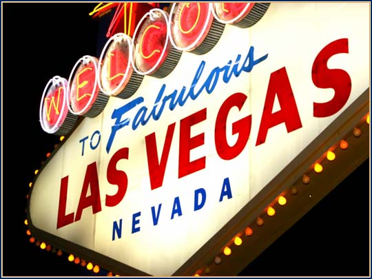 Let's go to Las vegas! [vacances]